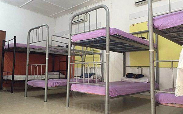 Foreign worker hostel management services