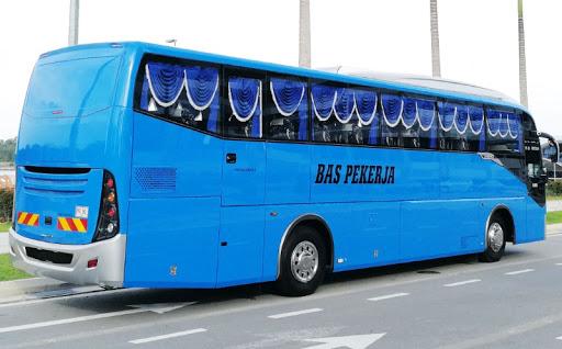 Workers transportation services management